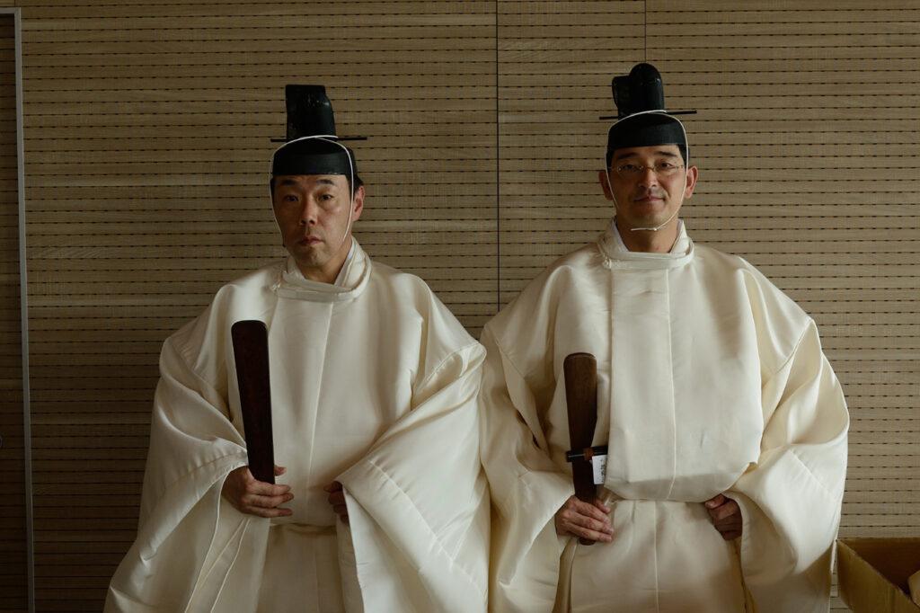 Monaci shintoisti