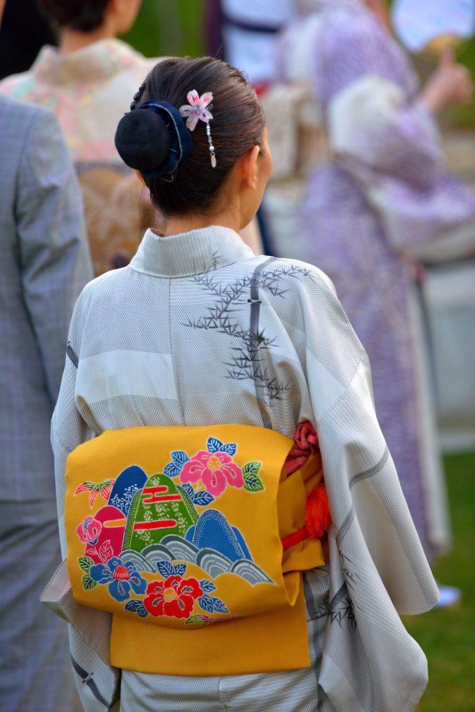 tradizional Kimono at Nippon Matsuri 2019