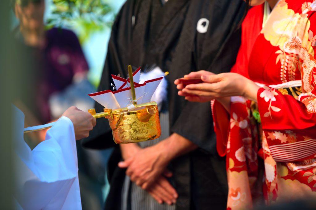 shito ceremony at San Marino Jinja 2019
