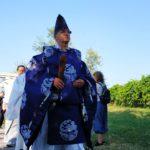 guji Francesco Brigante at Nippon Matsuri 2019