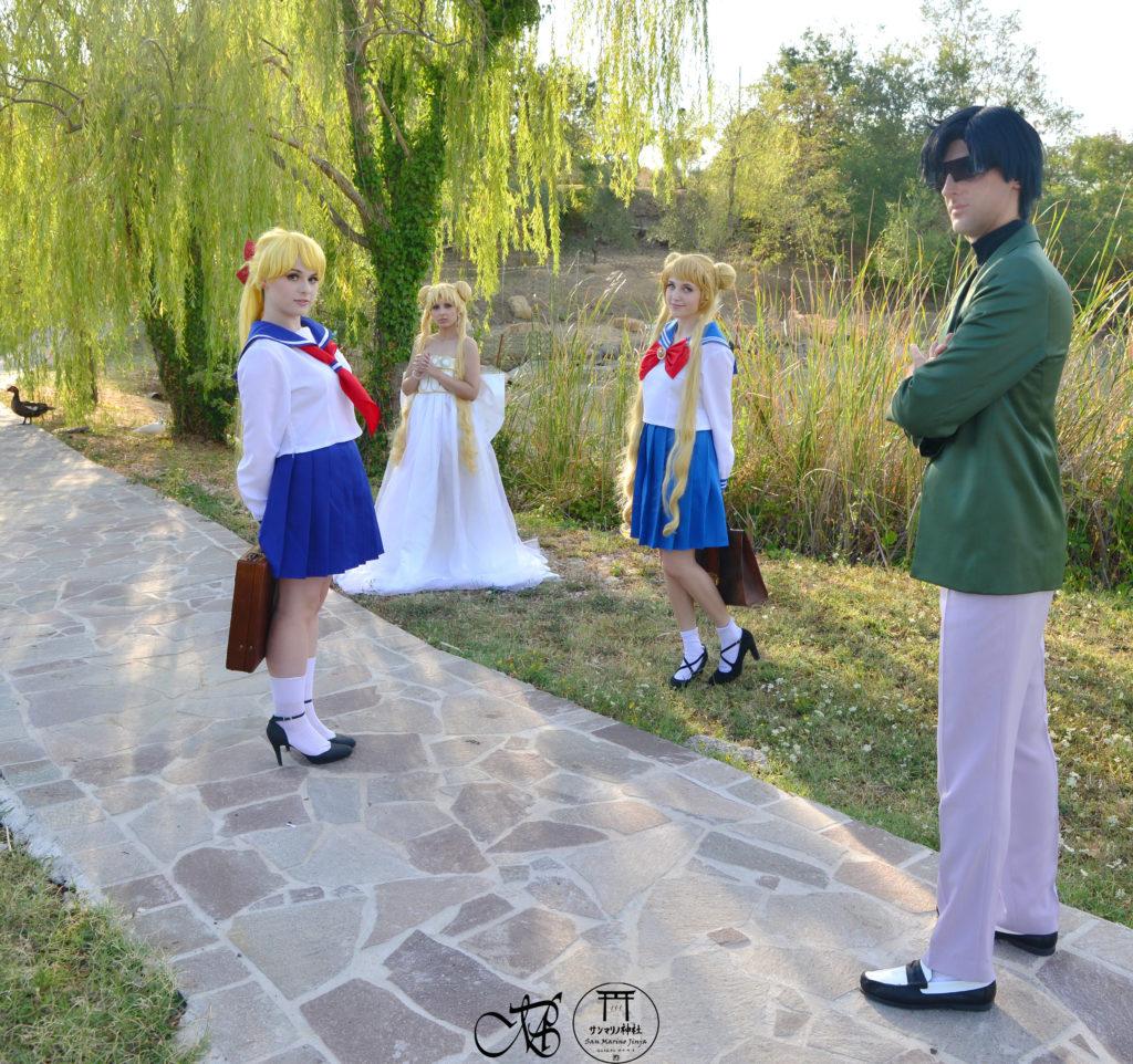 sailor moon san marino jinja cosplay