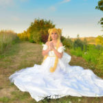 sailor moon san marino jinja princess serenity cosplay